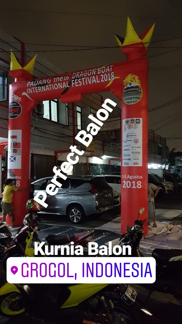 BALON GATE PADANG