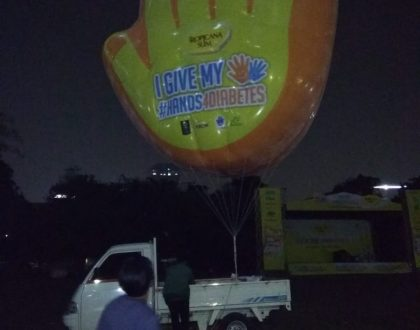 Balon Udara Tropicana Slim